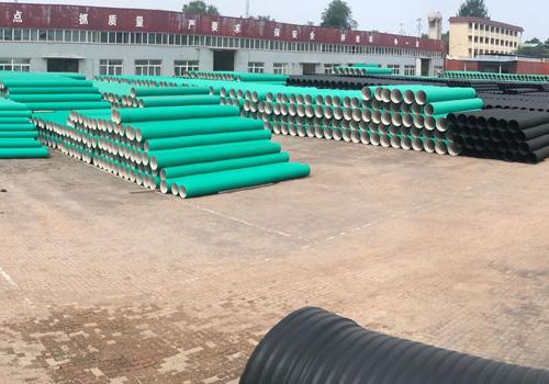 PE管_PE管材生产厂家加入铭赞百度优化推广服务一年
