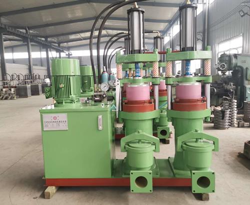 江西某公司定制一批压滤机专用泥浆泵发货中