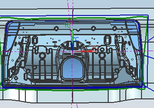 模具加工是出现弯曲变形的原因是什么