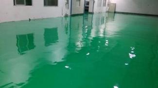 環氧地坪漆為何環保?