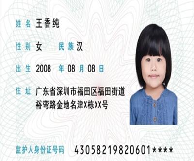 基因身份证
