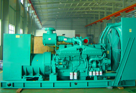 内蒙古柴油发电机厂家