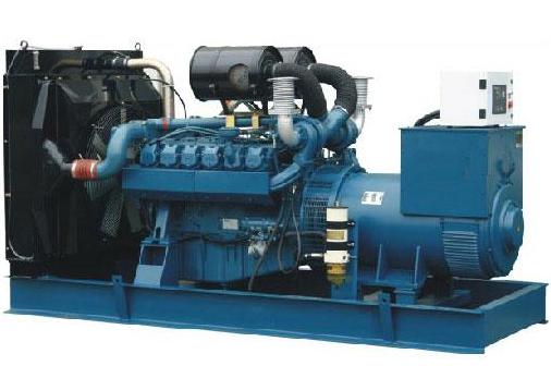 内蒙古600kw柴油发电机