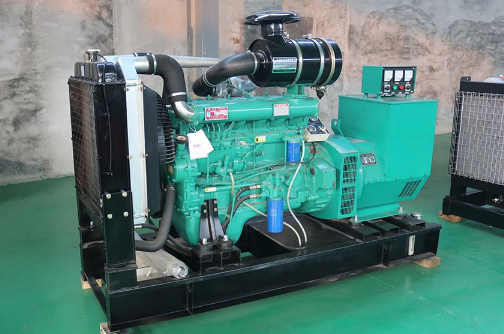 500kw柴油发电机组