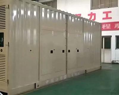 内蒙古发电机静音箱体