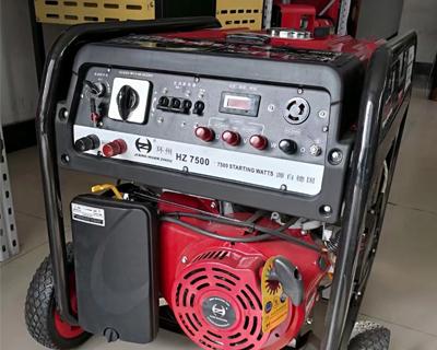 呼伦贝尔汽油发电机组