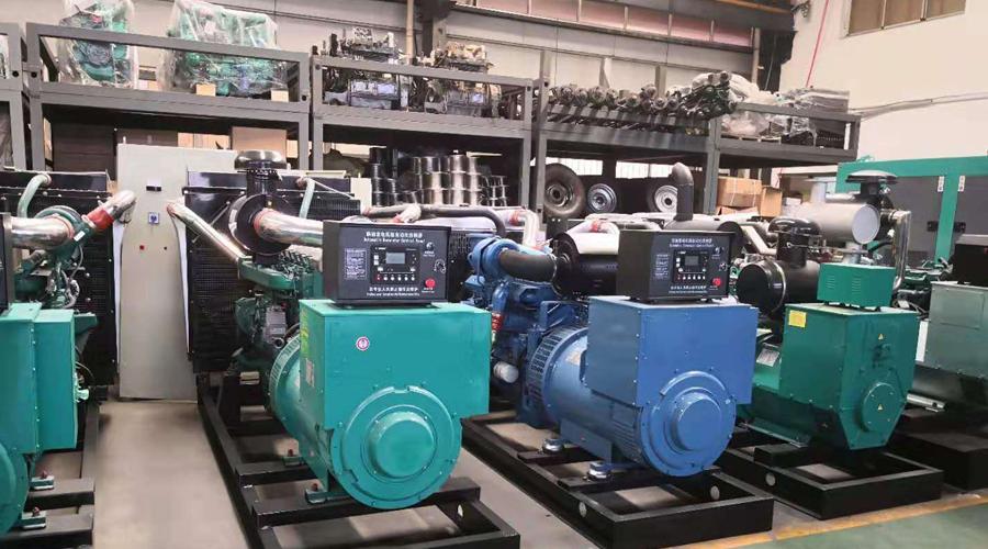 发电机组设备厂家