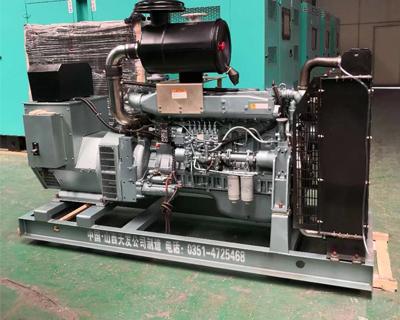 内蒙古重汽柴油发电机