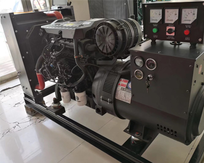 鄂尔多斯潍柴柴油发电机