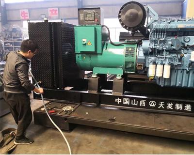 内蒙古潍柴柴油发电机