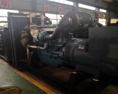 玉柴柴油发电机