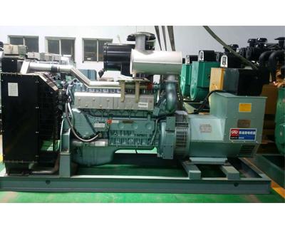 150千瓦重汽发电机组