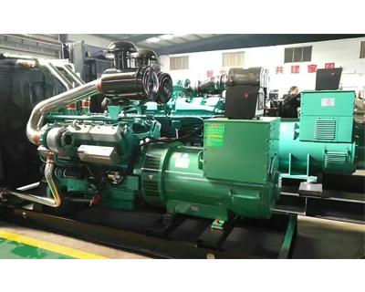 800千瓦乾能发电机组