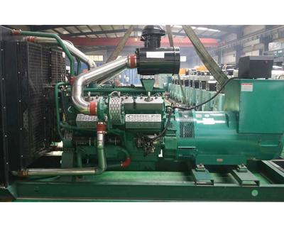 500千瓦乾能发电机组