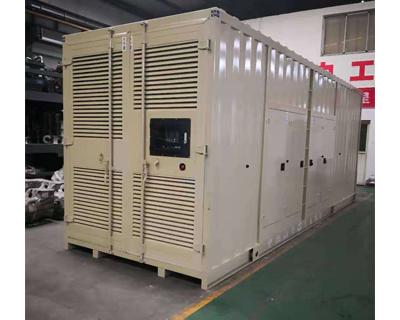 1000千瓦集装箱式静音发电机组