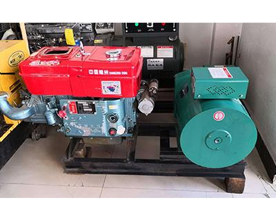 20千瓦单缸柴油发电机组
