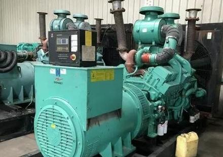 柴油发电机设备