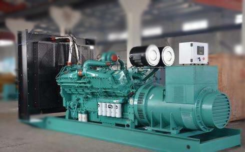 内蒙古柴油发电机组厂家