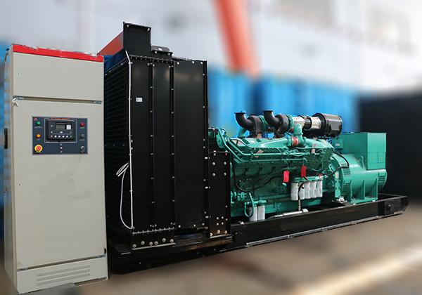 内蒙古静音柴油法电机