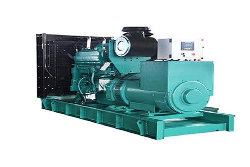 内蒙柴油发电机