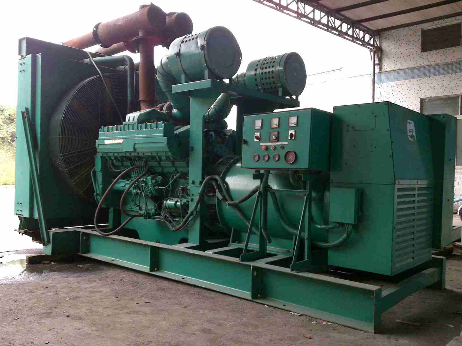 内蒙古柴油发电机
