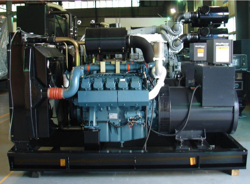 包头柴油发电机组