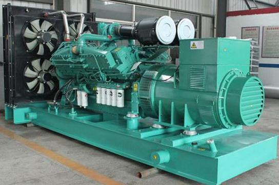 发电机组在应用时产生失压的情况时应怎么办呢?