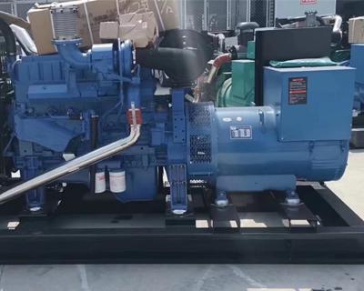 400千瓦玉柴发电机组