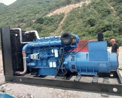 玉柴发电机组150千瓦