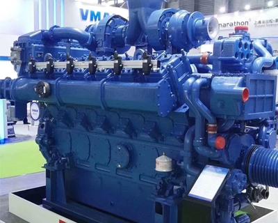 玉柴250kw机组