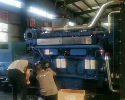 玉柴发电机组500千瓦