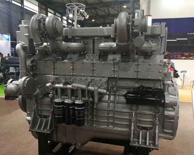 200千瓦上柴发电机组