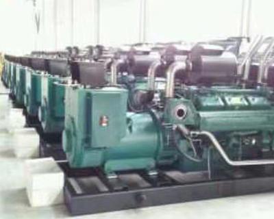 发电机机组