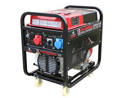 汽油三相发电机组