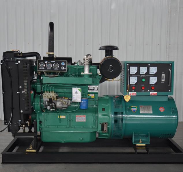 如何进行柴油发电机组的内部与外部清洁