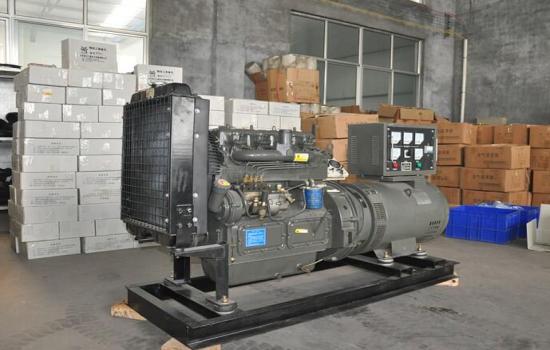 潍柴30kw发电机
