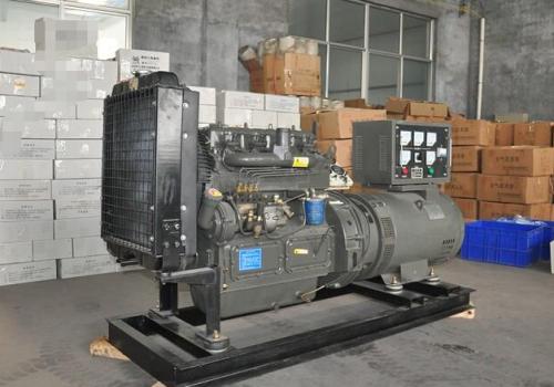 潍柴150kw发电机