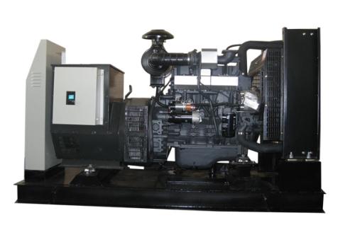 潍柴发电机组和上柴发电机组的对比