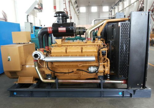 上柴350kw发电机