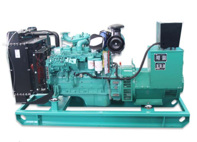 康明斯30kw发电机