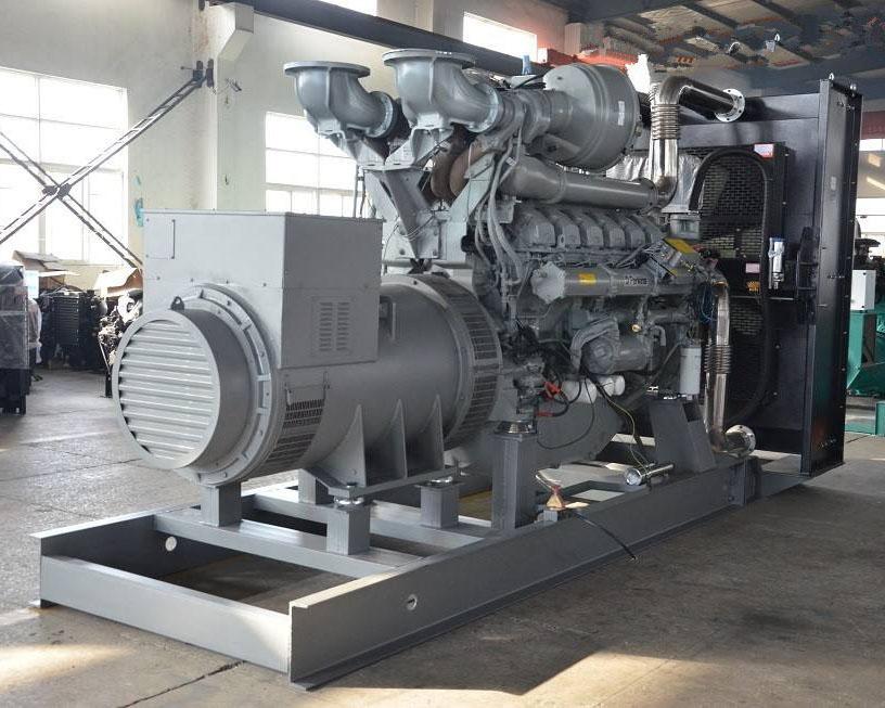 80kw帕金斯发电机