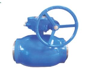 PN16/25,DN50-1000全通径焊接钢制球阀
