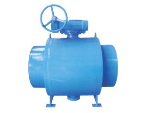 PN16/25,DN400-1200全通径焊接钢制球阀