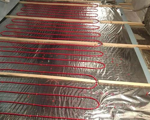 地暖安装、施工流程