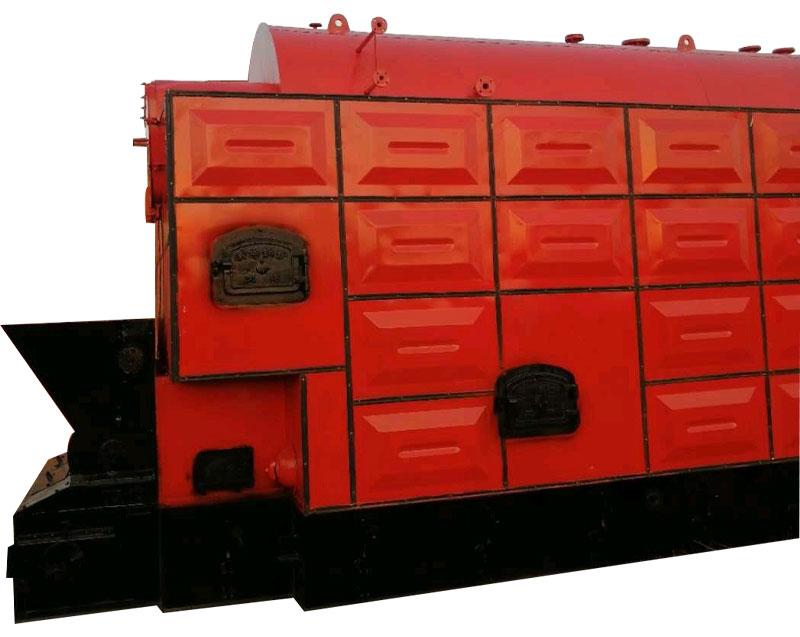 清华锅炉厂8吨蒸汽锅炉