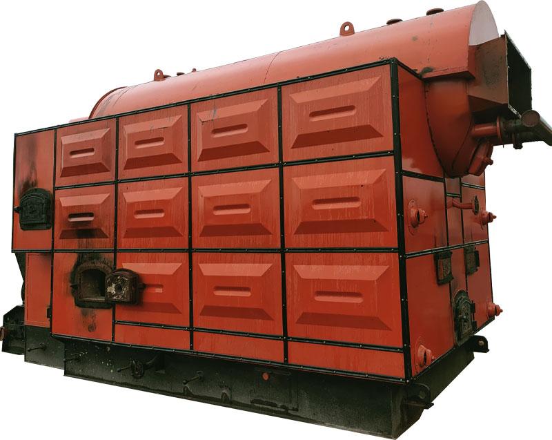 清华锅炉厂4吨蒸汽锅炉