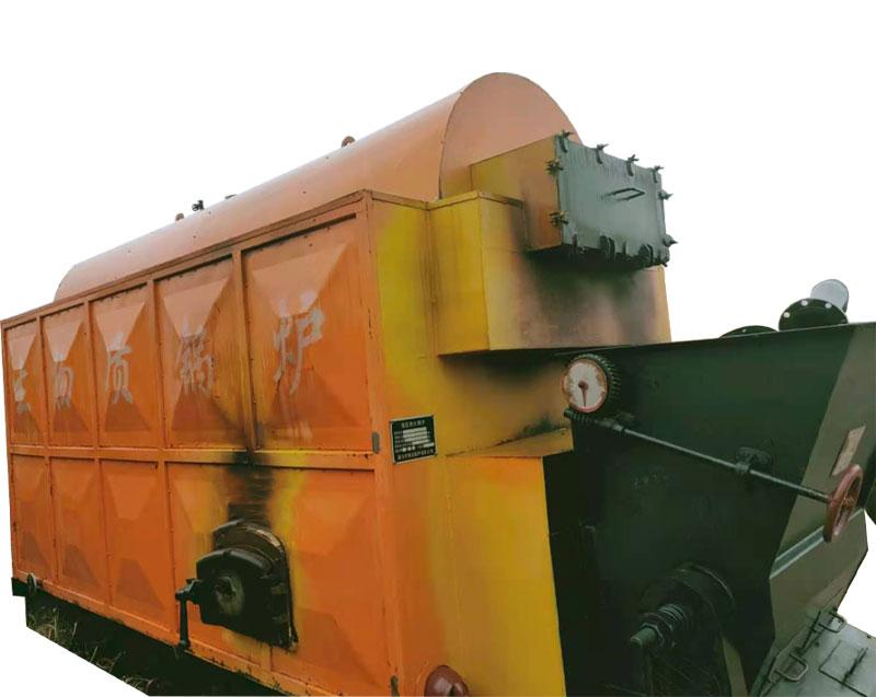 航运锅炉厂2吨常压热水锅炉