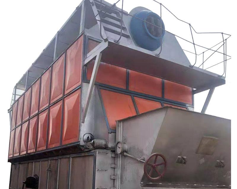 无锡太湖锅炉厂10吨水炉锅炉