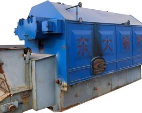苏州东大锅炉有限公司 1吨蒸汽  25公斤压力