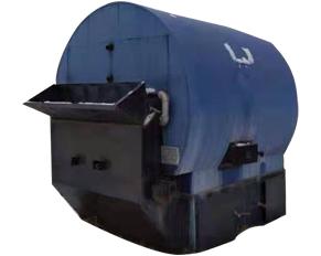 全新一吨常压水炉